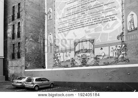 History Of Quarter Konventa Seta In Riga City