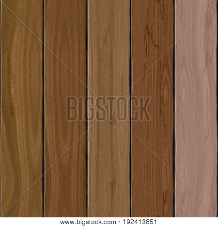 Beautiful striped wooden planks seamless graphic pattern texture