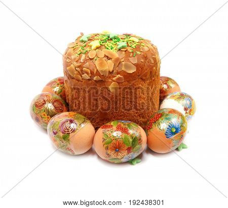 Easter buns. Easter sweets