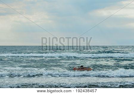 Beautiful Azov Sea