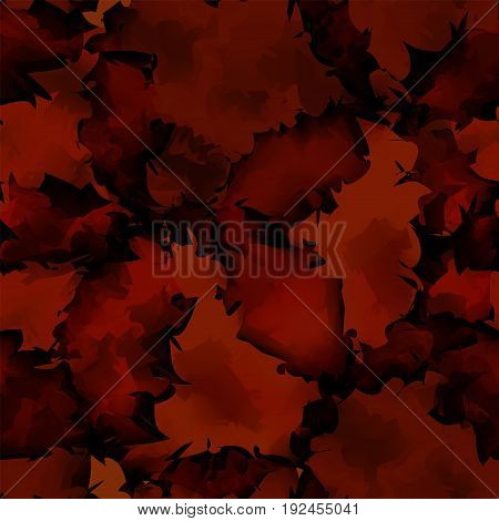 Dark Red Watercolor Texture Background. Remarkable Abstract Dark Red Watercolor Texture Pattern. Exp