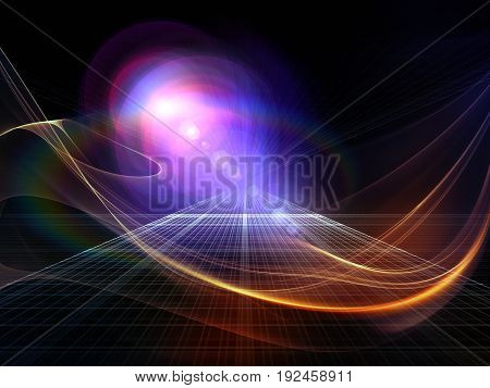 Digital Light Waves