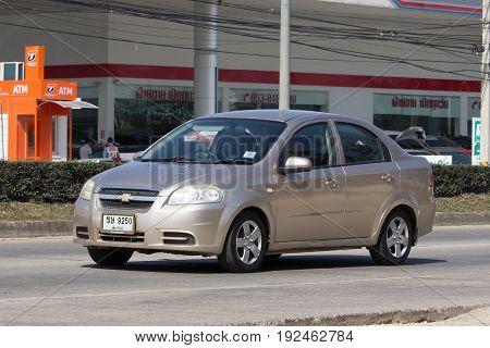Private Car, Chevrolet Aveo.