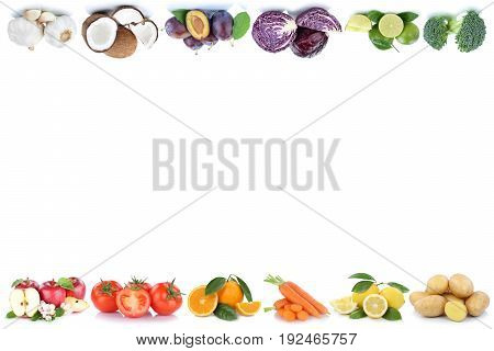 Fruits And Vegetables Apples Oranges Tomatoes Vegetable Food Copyspace Copy Space