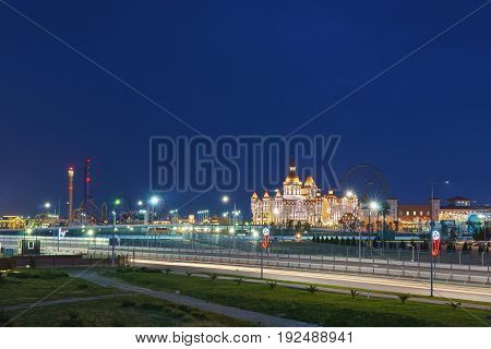 Evening Illumination Entertainment Sochi Park, Hotel