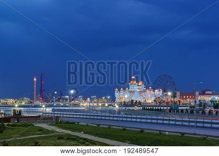 Evening Lights Entertainment Sochi Park, Hotel