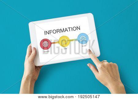 Communication Technology Diagrams
