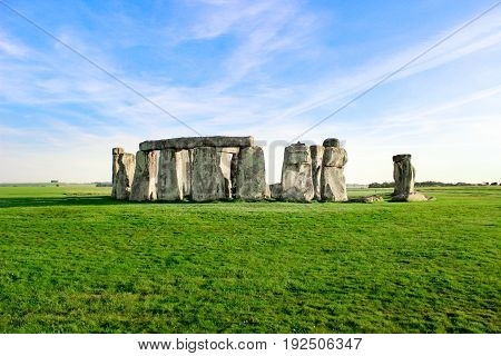 stonehenge ancient historical site unknown creator england
