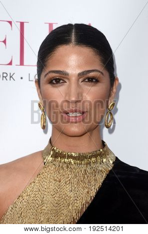 LOS ANGELES - JUN 23:  Camila Alves at the BELLA Los Angeles Summer Issue Cover Launch Party at the Sofitel Hotel on June 23, 2017 in Los Angeles, CA