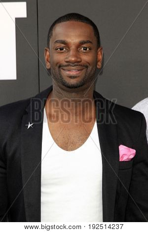 LOS ANGELES - JUN 22:  Mo McRae at