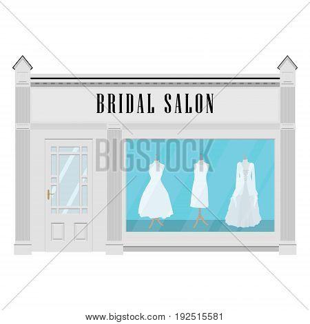 Bridal Salon Facade