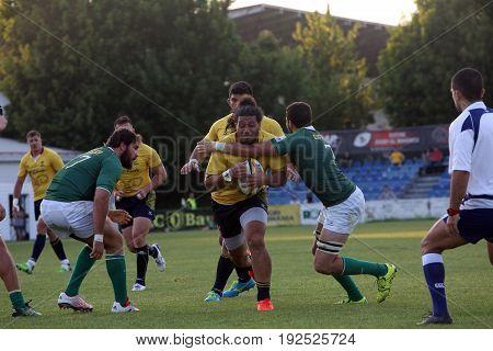 Rugby Romania  - Brasil