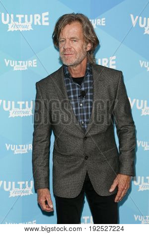 NEW YORK, NY - MAY 21: Actor William H. Macy attends the 'Shameless' panel during the 2017 Vulture Festival at Milk Studios on May 21, 2017 in New York City.