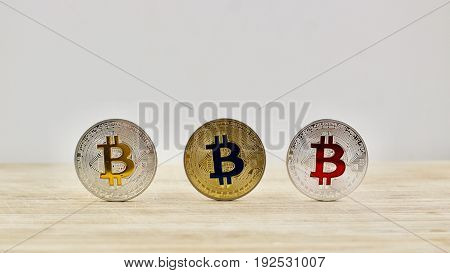 Bitcoins - Gold And Silver