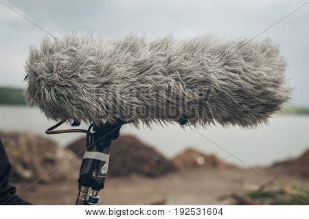 Behind The Scene. Equipment For Voice And Sound Recording