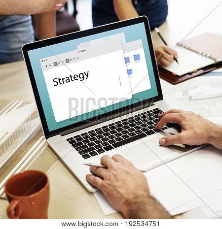 New Business Venture Entrepreneur Concept