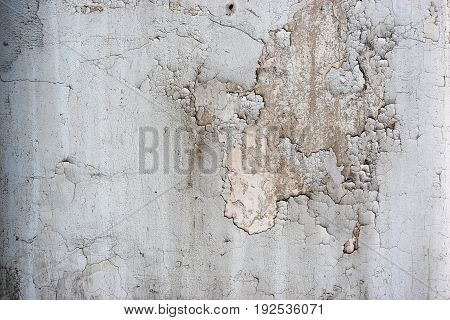 Horizontal black and white old wall texture background hd