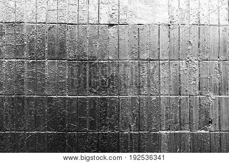 Horizontal black and white tile texture background hd
