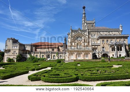 Bussaco Palace, Portugal