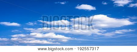beautiful blue sky with clouds background.Sky clouds.Sky with clouds weather nature cloud blue.