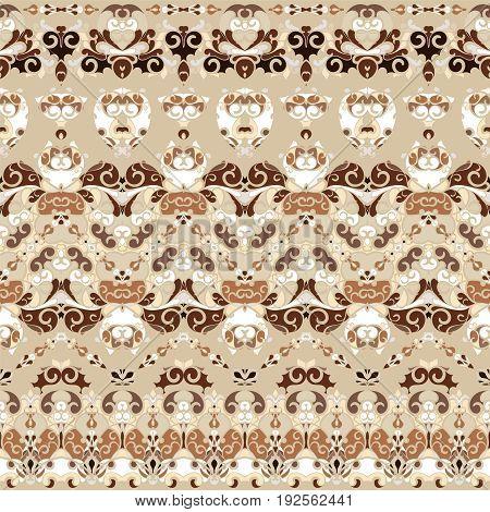 Seamless Ethnic Patterns