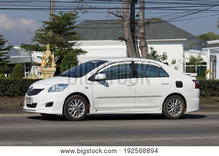 Private City Car, Toyota Vios. Four Door Subcompact Sedan