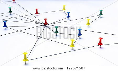 Network, Network, Connection, Communication