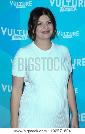 NEW YORK-MAY 20: Casey Wilson attends