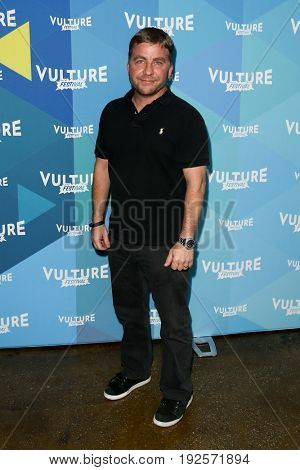 NEW YORK-MAY 21: Peter Billingsley attends the 'Tim Ferris and Vince Vaughn: In  Conversation' during the 2017 Vulture Festival at Milk Studios on May 21, 2017 in New York City.
