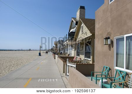 Newport Beach houses, Orange County - California