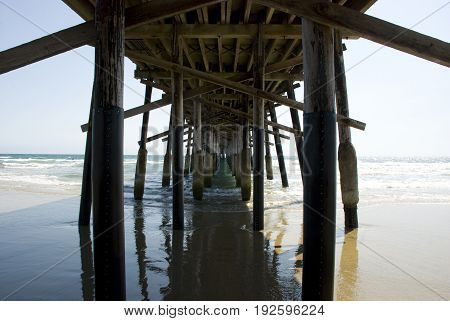 Newport Beach Pier, Orange County - California