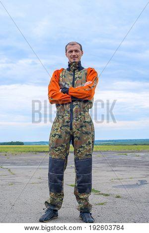 Skydiver - Waiting On The Aerodrome