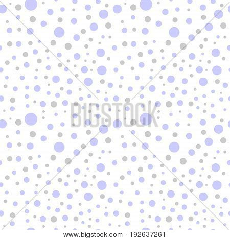 Abstract background with circles on white background.