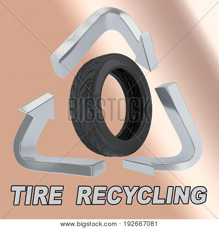 Tire Recycling Concept