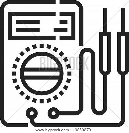 Electric Tester Icon