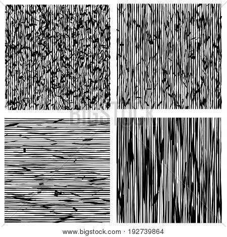 Random Pattern / Texture With Irregular Distorted Elements
