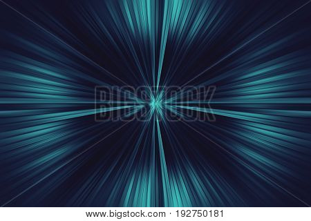 Fast zoom in motion high speed animation background Acceleration speedy drive motion blur for background design.