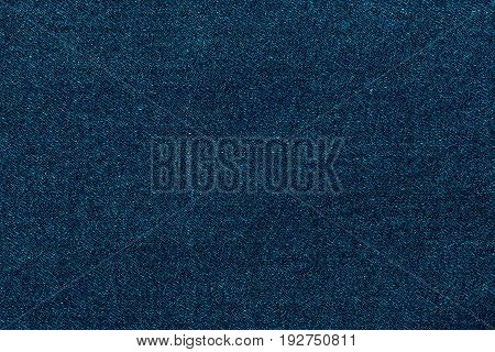 Classic blank denim background with rude texture