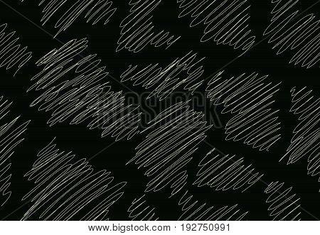 Painted Cracks Seamless Pattern