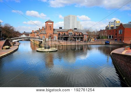 Birmingham Waterways