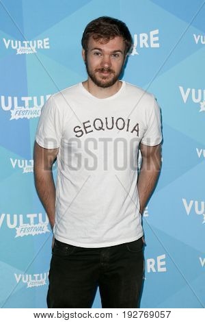 NEW YORK, NY - MAY 21: Sean Clements attends the 'Hollywood Handbook' podcast during the 2017 Vulture Festival at Milk Studios on May 21, 2017 in New York City.