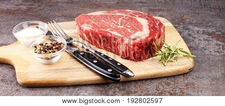 Steak - Dry Aged Wagyu Entrecote Steak