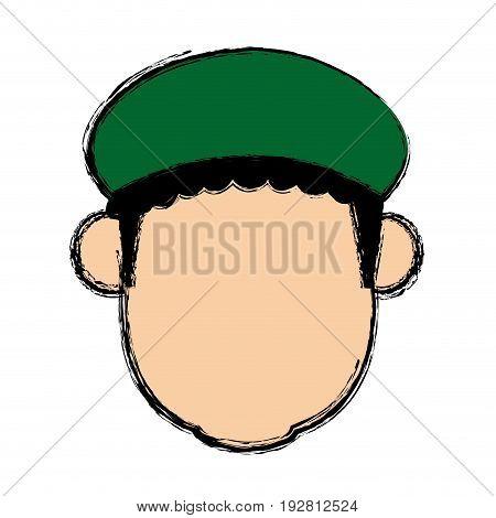 wise man epiphany manger character design vector illustration