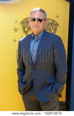 LOS ANGELES - JUN 24:  Steve Carrell at the