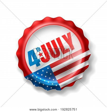 Independence day 4 th july.Happy USA Independence Day 4 th July