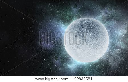 It is full moon today