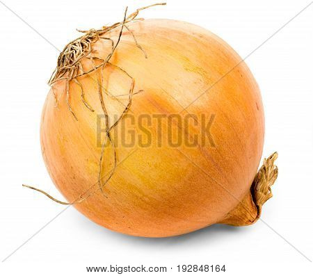 Onion isolation with clipping paths on white