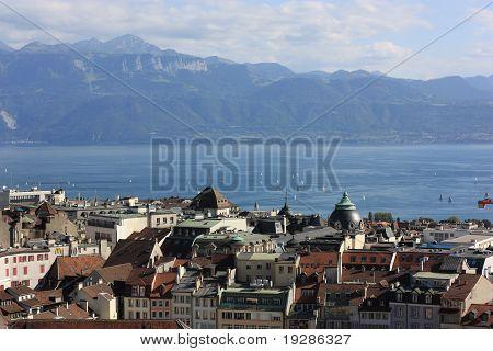 City of Lausanne, Switzerland