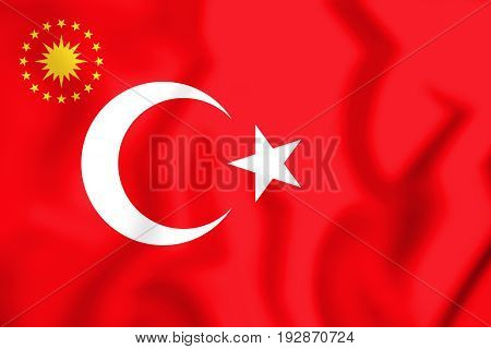 Presidential_standard_of_turkey