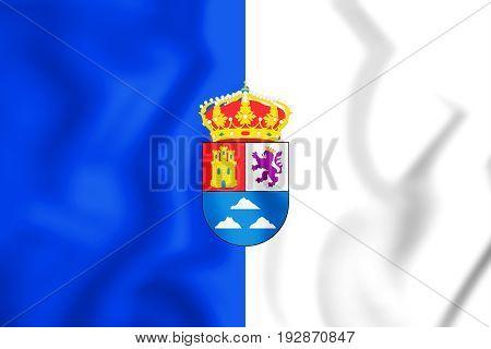 Provincia_de_las_palmas_-_bandera